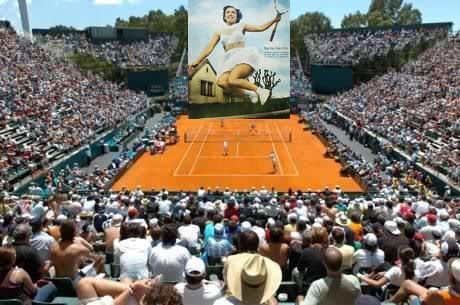 Buenos Aires: Techarán el estadio de tenis Mary Terán de Weiss