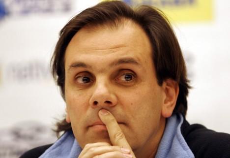 El presidente del Vóleibol argentino explica el despido de Weber