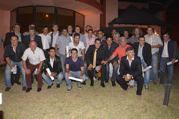 La Pampa: ESCUELA DE CAPACITACIÓN PARA DIRECTORES TÉCNICOS DE FÚTBOL Nº 121