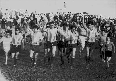 30 de Enero de 1960: ATLÉTICO TUCUMÀN CAMPEÓN DEL '60