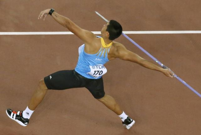 Mundial de Atletismo: Braian Toledo terminó décimo en la final de jabalina