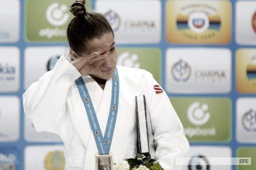 Paula Pareto se consagró campeona del mundo de judo en Kasajistán