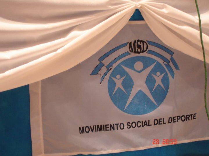 CAMPAÑA NACIONAL PARA DEFENDER EL PROYECTO DE ACTUALIZACIÓN DE LA LEY DEL DEPORTE