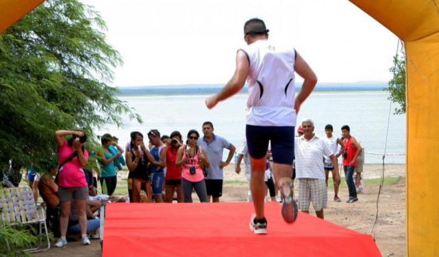 Santiago del Estero: Luis Elizalde se quedó con la primera fecha del triatlón