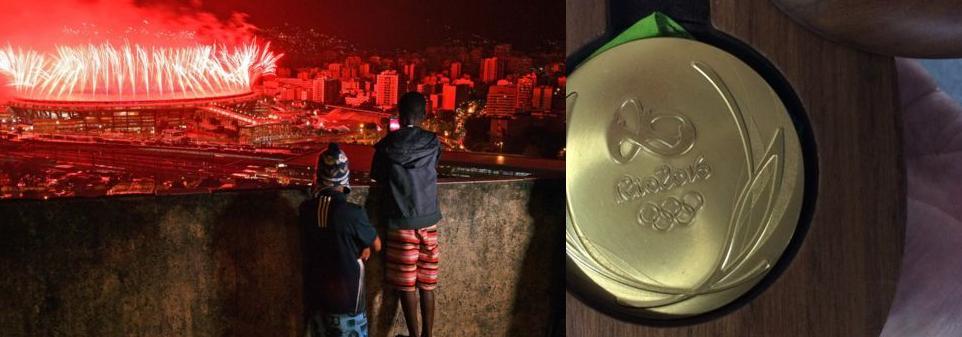 «Tuve la medalla de oro en la mano y vi las dos caras de las Olimpiadas de Río»