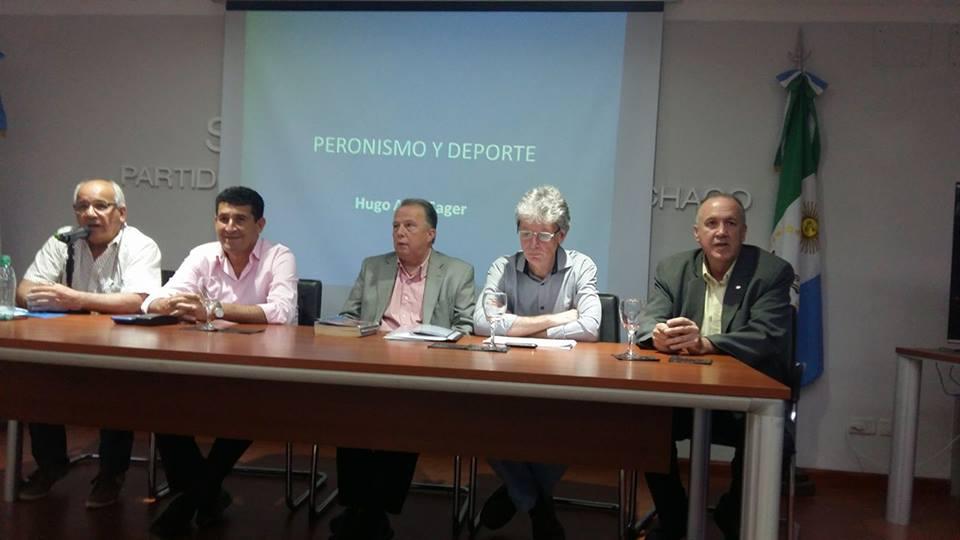 """CHACO: Semana de la Cultura Peronista – Charla """"El Peronismo y el Deporte"""""""
