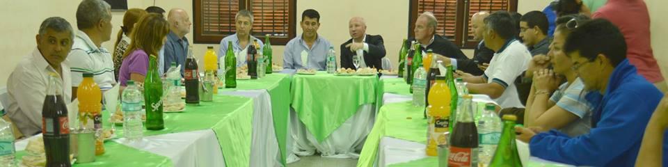 CHACO – Resistencia: Mac Allister se reunió con dirigentes de los principales clubes y acordó agenda de trabajo