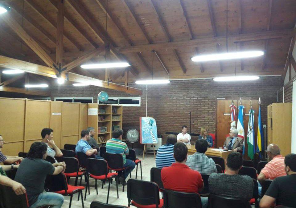 SANTA FE: El Deporte recorre la provincia