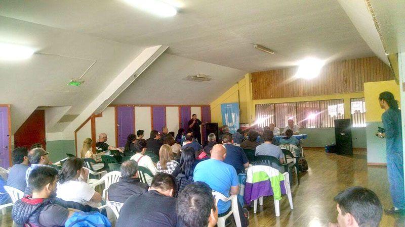 Ushuaia – Tierra del Fuego: Más de 70 clubes participaron en la primera reunión para la conformación de la Comisión de Deportes