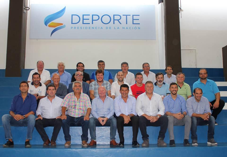 """1ª Reunión Nacional de Funcionarios de Deportes – MAC ALLISTER: """"SIGAMOS TRABAJANDO JUNTOS PARA FEDERALIZAR EL DEPORTE EN LA ARGENTINA"""""""