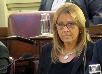 """Santa Fe  GIACCONE RECLAMÓ LA CREACIÓN DE UN """"TRIBUNAL DE JUSTICIA DEPORTIVA"""""""