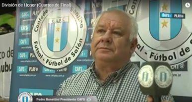 DEPORTE FEDERADO: NORMAS DE FUNCIONAMIENTO – Por Pedro Bonnettini *