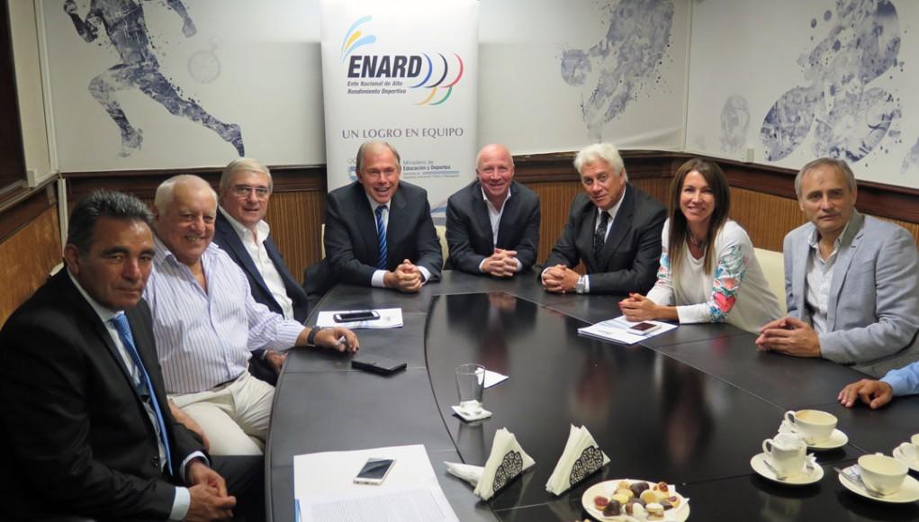 GERARDO WERTHEIN ES EL NUEVO PRESIDENTE DEL ENARD