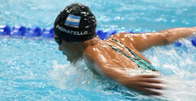 Campeonato Juvenil Sudamericano: La natación Argentina ganó 58 medallas en 5 días