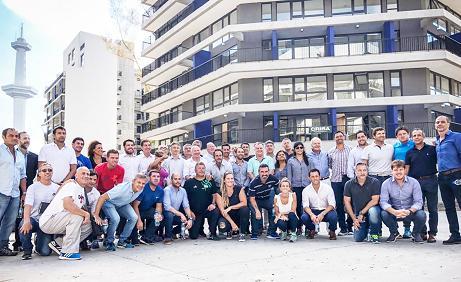 Chaco:  En Buenos Aires, Argüello participa de la XII Convención Nacional del Deporte