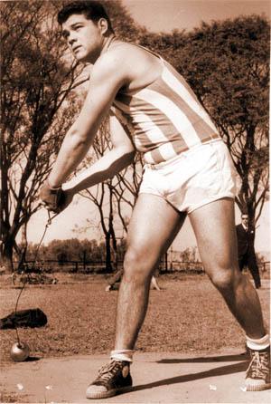 TUCUMÁN: 4 de abril 2018 – Adiós a un atleta gigante: murió José Alberto Vallej