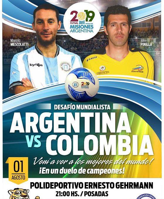 MISIONES: Futsal Mundialista