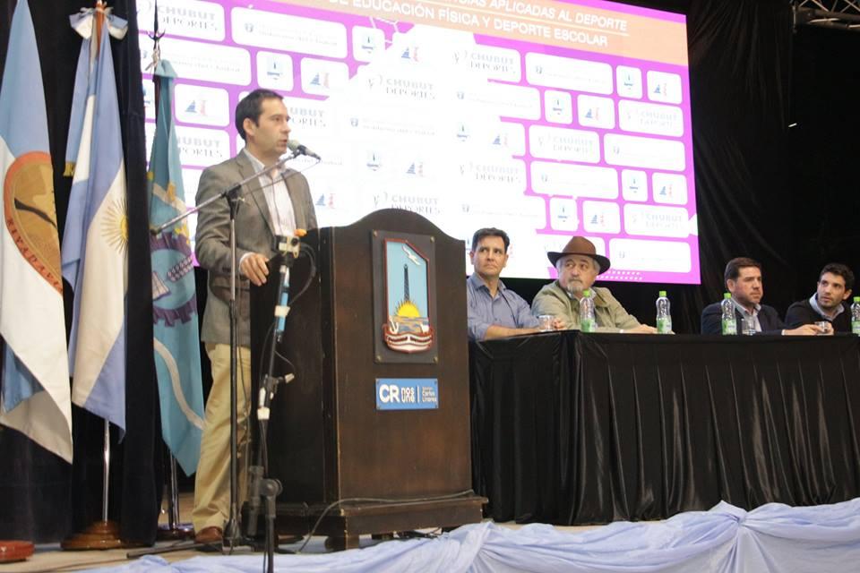 Chubut: Concluyó con gran éxito el VI Simposio de Ciencias Aplicadas al Deporte y IX Congreso de Educación Física y Deporte Escolar