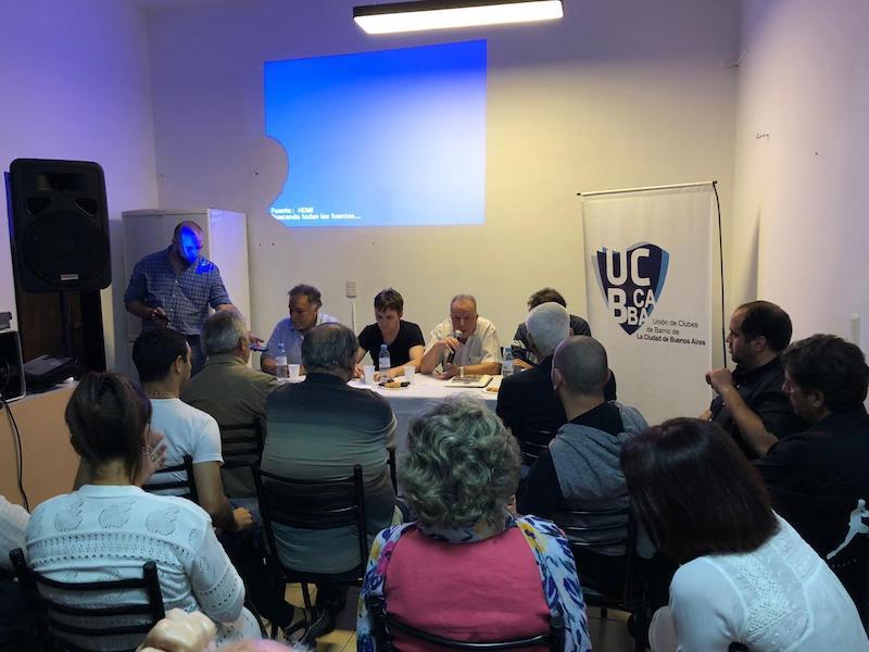 """UPCN: """"EL DEPORTE EN LA CULTURA DEL ENCUENTRO"""" – La primera presentación del año"""