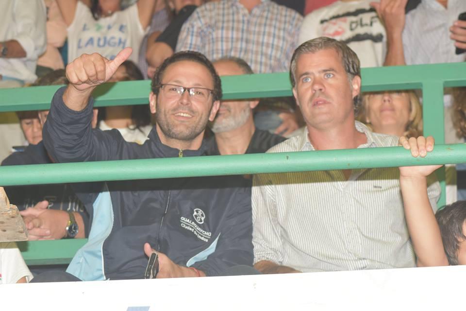 """El intendente Piaggio habló de deportes – """"Tenemos mucho por hacer en Gualeguaychú"""""""