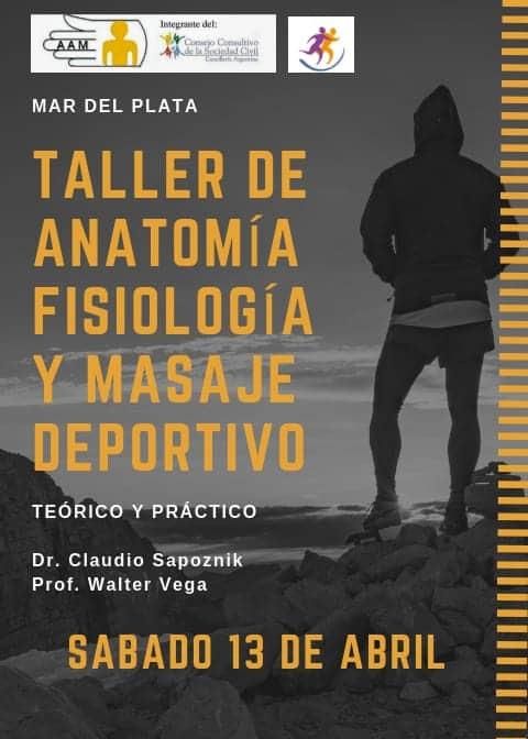 MAR DEL PLATA: Asociación Argentina de masajistas