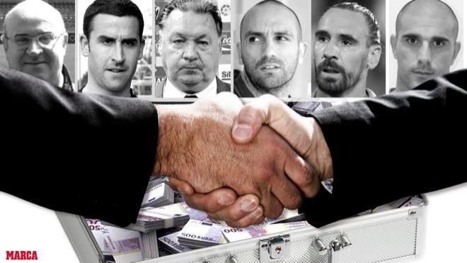 ESPAÑA: CORRUPCIÓN POR APUESTAS DEPORTIVAS – Por una presunta trama para obtener beneficios en las apuestas deportivas