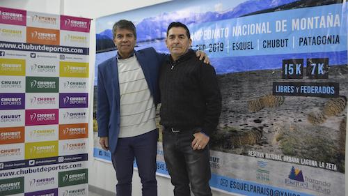 Chubut: PRESENTARON EL CAMPEONATO ARGENTINO DE MONTAÑA DE ESQUEL