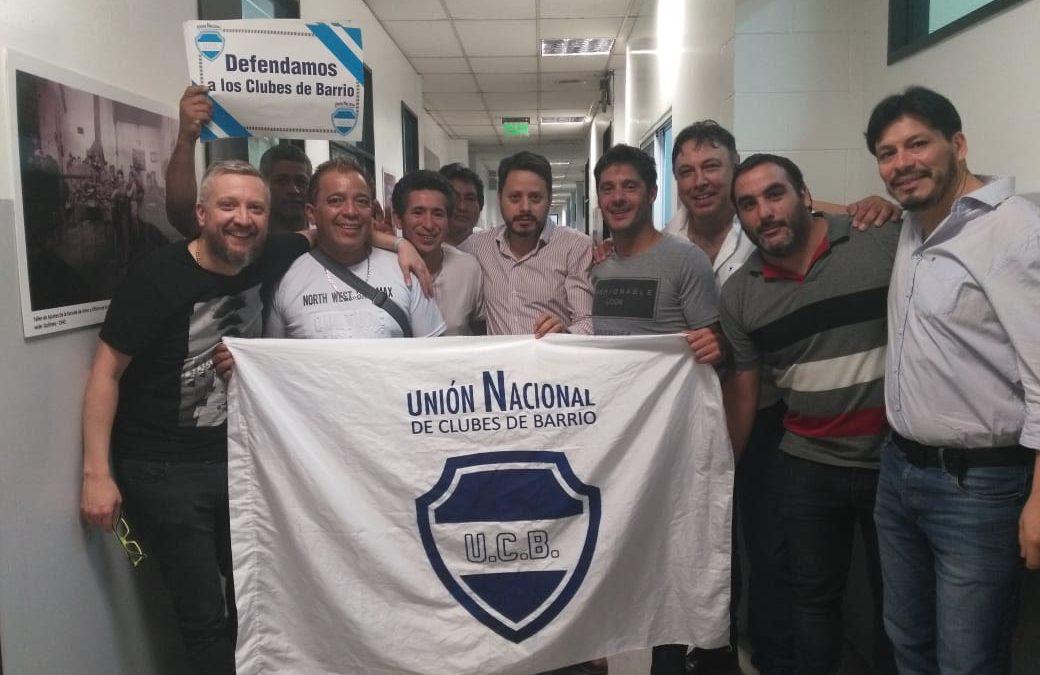 Quilmes: Se conformó el Consejo Asesor de Clubes de Barrio
