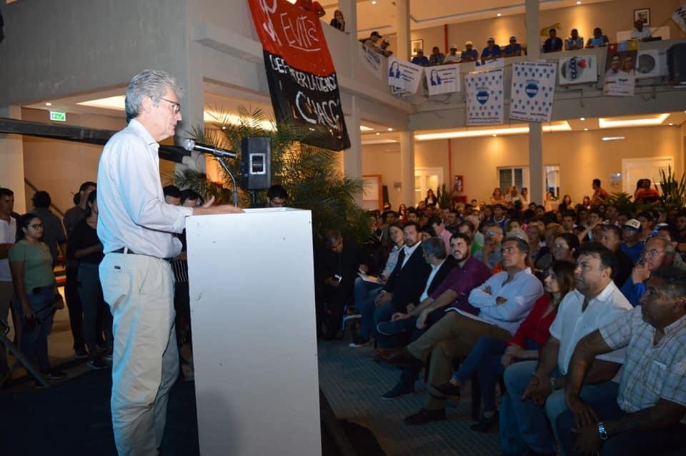 """CHACO – Sager en el Encuentro Regional del Deporte: """"La inclusión y la formación deportiva serán prioridades para el Gobierno de Alberto Fernández"""""""