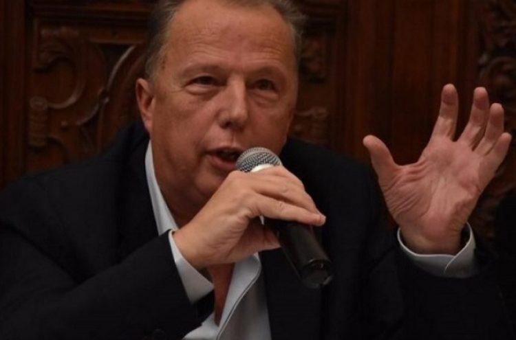 """Víctor Lupo: """"El Frente de Todos tiene en su agenda la problemática del deporte"""""""