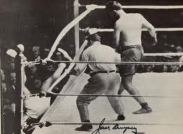 14 de Setiembre 1923 – La Pelea del Siglo – LUIS ÁNGEL FIRPO vs JACK DEMPSEY