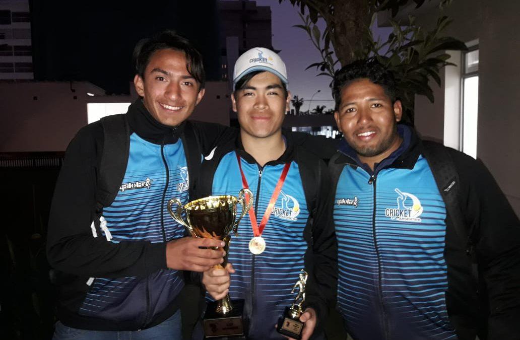 El Cricket Argentino lidera en Latinoamerica, y un Singular Programa Social le da su Aporte.