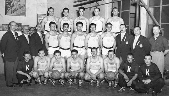 """3/11/1950: Argentina Campeón Mundial de Básquetbol – """"La Noche de las Antorchas"""""""