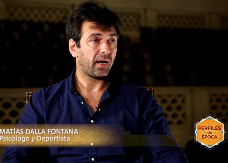 """Matías Dalla Fontana: """"Hay que pensar un modelo deportivo interministerial"""""""