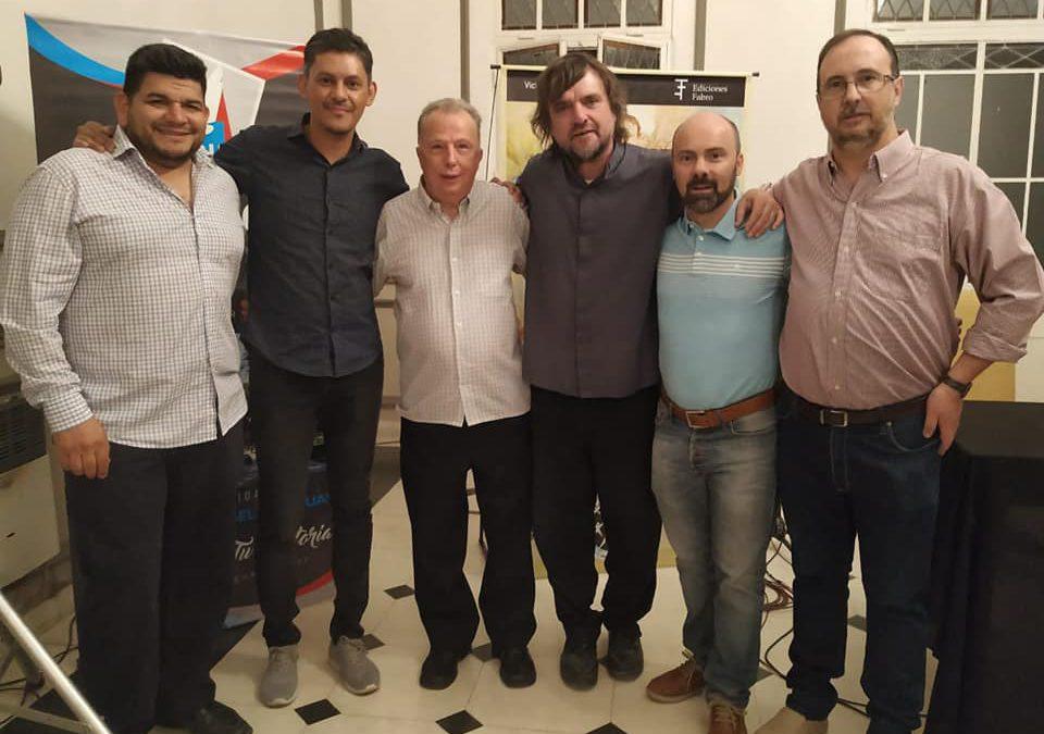 Concepción del Uruguay: Reunión de Dirigentes y Deportistas —  Para que el deporte vuelva a ser una escuela de vida