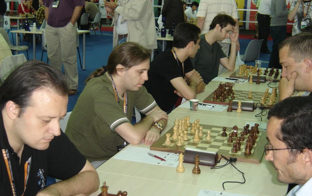 Vuelve un grande – Pablo Zarnicki desafía al tiempo y vuelve al ajedrez: jugará dos mundiales junto a grandes estrellas