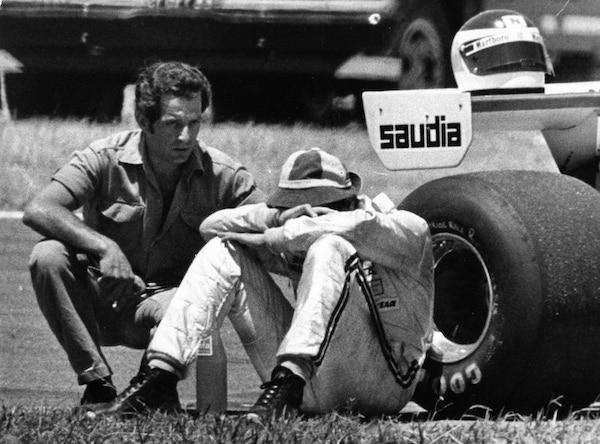 """13 de enero de 1974: """"El abandono de Carlos Alberto Reutemann"""""""