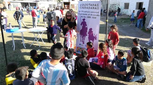TUCUMÁN: La Cultura del Encuentro Con arte y deporte, generan vínculos en barrios vulnerables