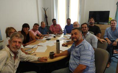 Reunión Regional de Dirigentes