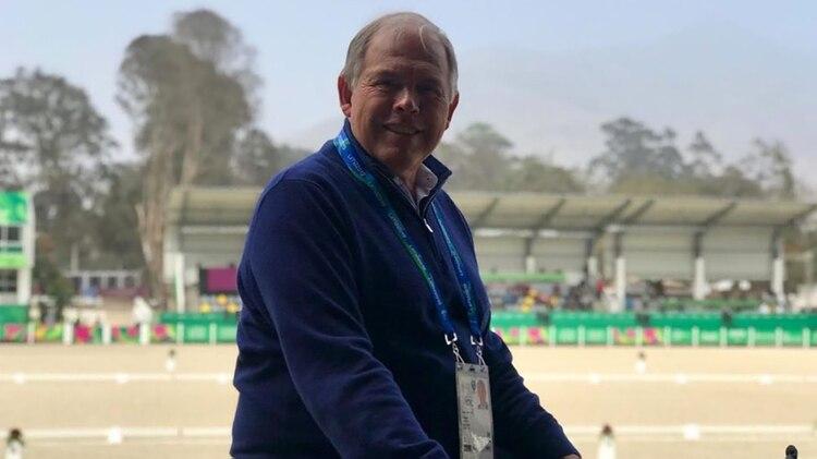 """Gerardo Werthein: """"No hay que apresurarse, en cuatro semanas el COI se va a expedir sobre si se suspenden o no los Juegos Olímpicos"""""""