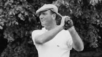 14/04/1923: Nace el golfista más grande de nuestro país   Roberto De Vicenzo