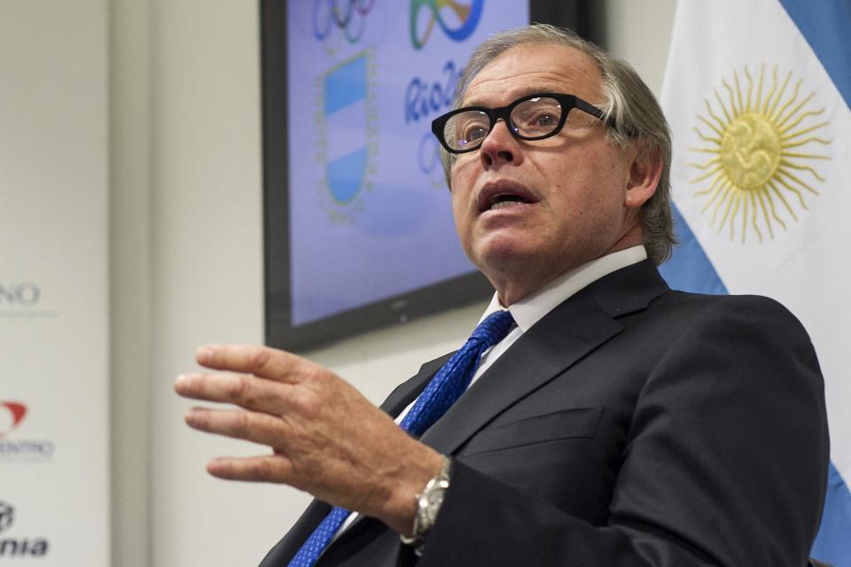 Apuntan contra el Comité Olímpico Argentino