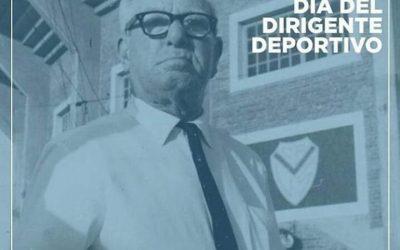 DÍA DEL DIRIGENTE DEPORTIVO