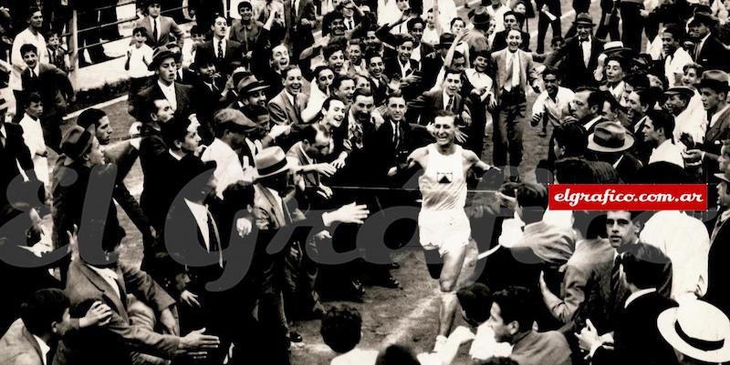 José Ribas, un precursor del atletismo de fondo en la Argentina