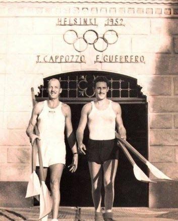 23/07/1952: Tranquilo Capozzo y Eduardo Guerrero – Medalla de oro olímpica en remo para nuestro país