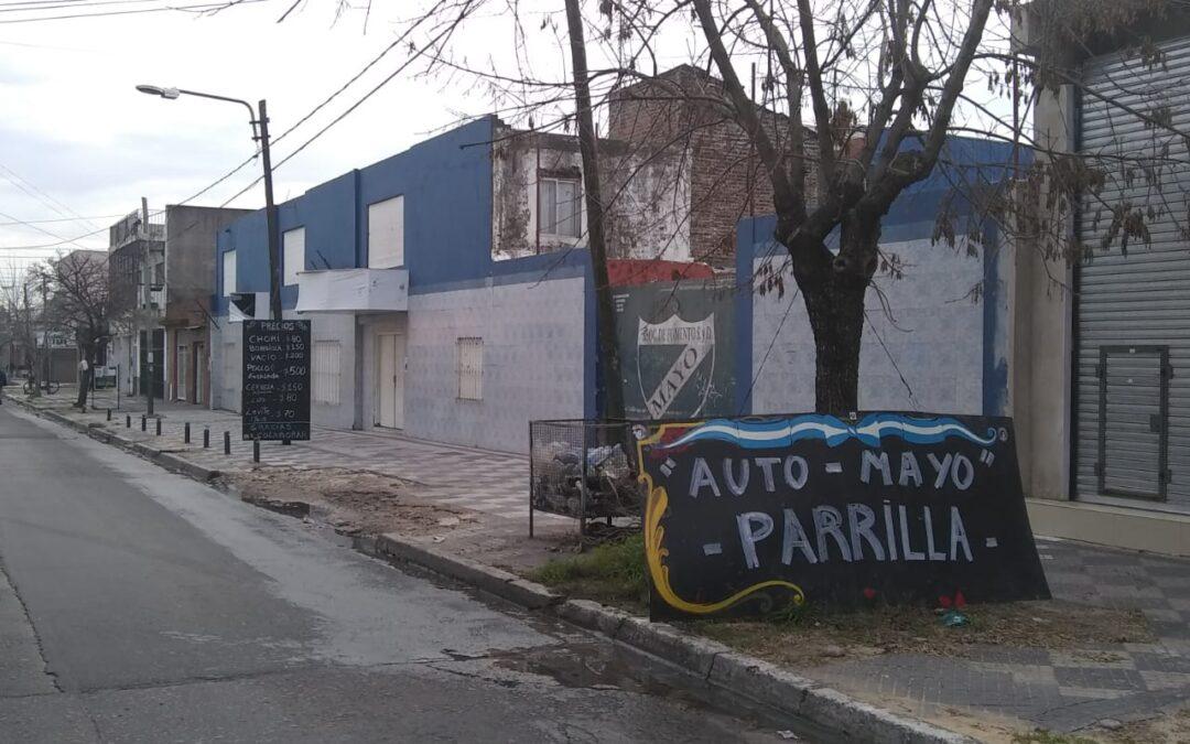 CUARENTENA: Las medidas que tomó un club de Luis Guillón para hacerle frente a la pandemia