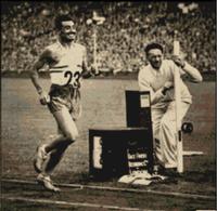 7 de Agosto de 1948: Delfo Cabrera gana la Maratón Olímpica de Londres '48