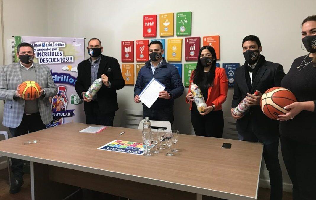 TUCUMÁN: El básquet femenino y la ODS se unen contra la Violencia de Género
