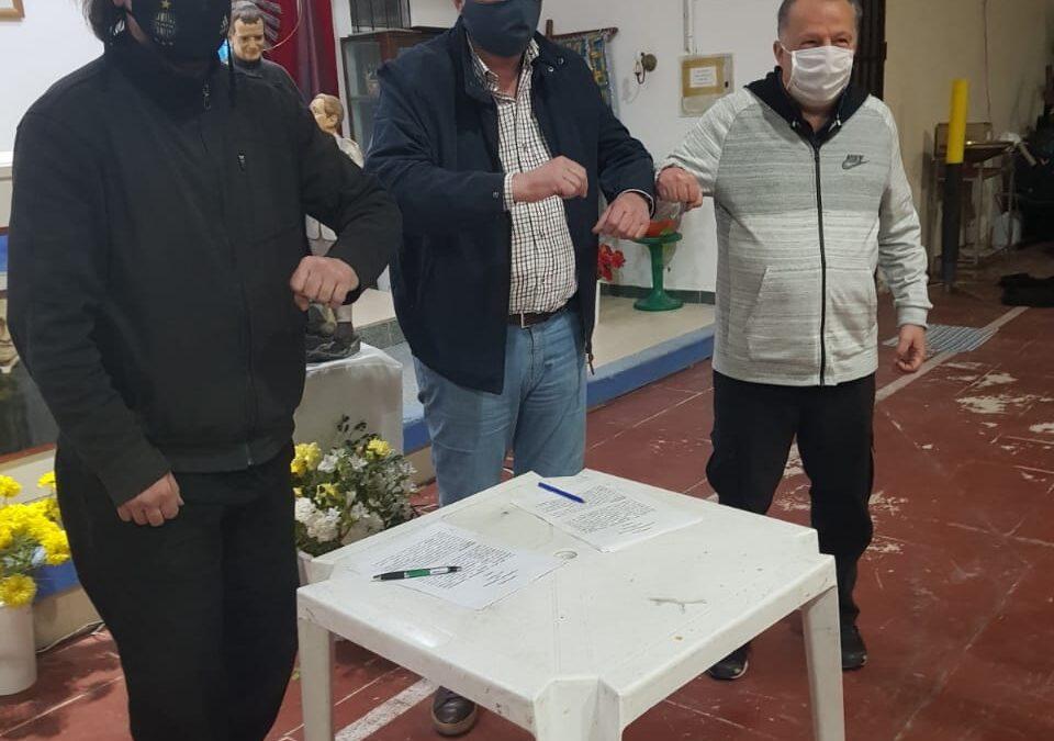 San Martín: CLUB SAN JUAN BOSCO – Convenio con Osdepym