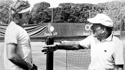 Felipe Locícero, uno de los maestros olvidados del deporte argentino